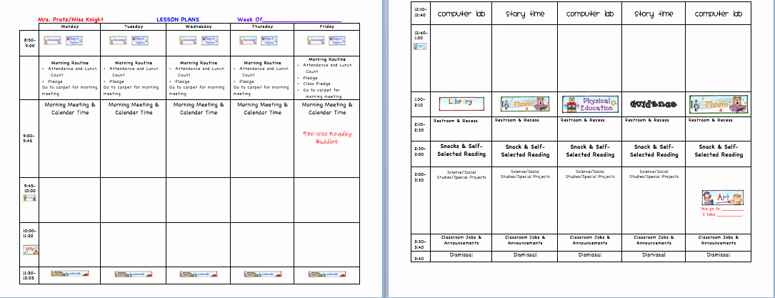 Workshop Model Lesson Plan Template Best Of Miss Knight S Khronicles Lesson Plan Template & Mlk Activity