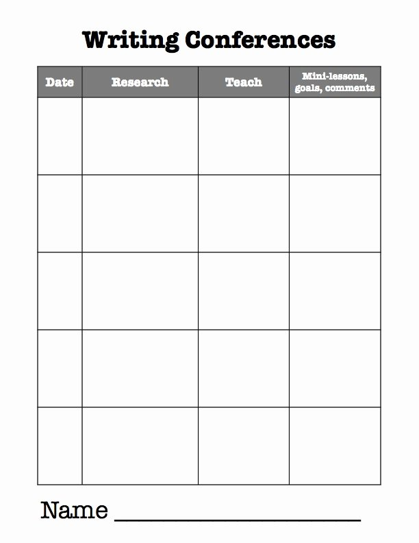 Workshop Model Lesson Plan Template Elegant Unit Writing