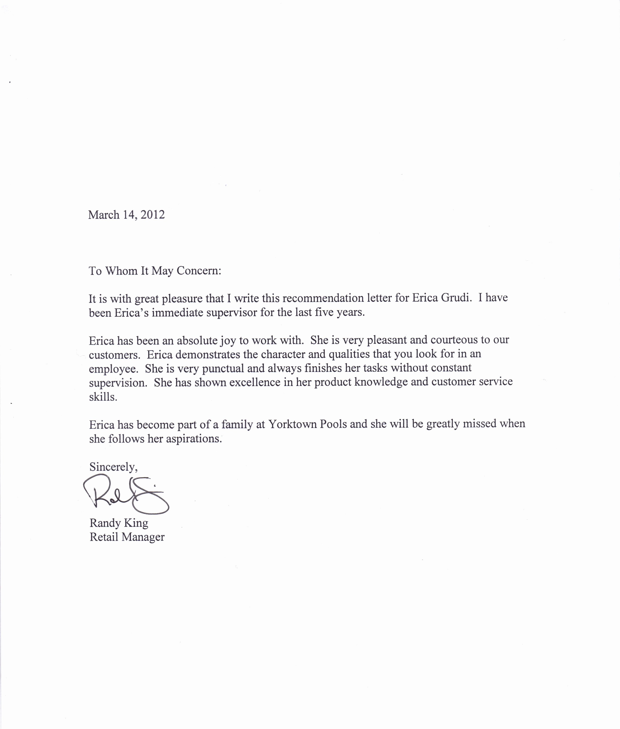 Write Your Own Recommendation Letter Awesome Tips for Writing A Letter Of Re Mendation