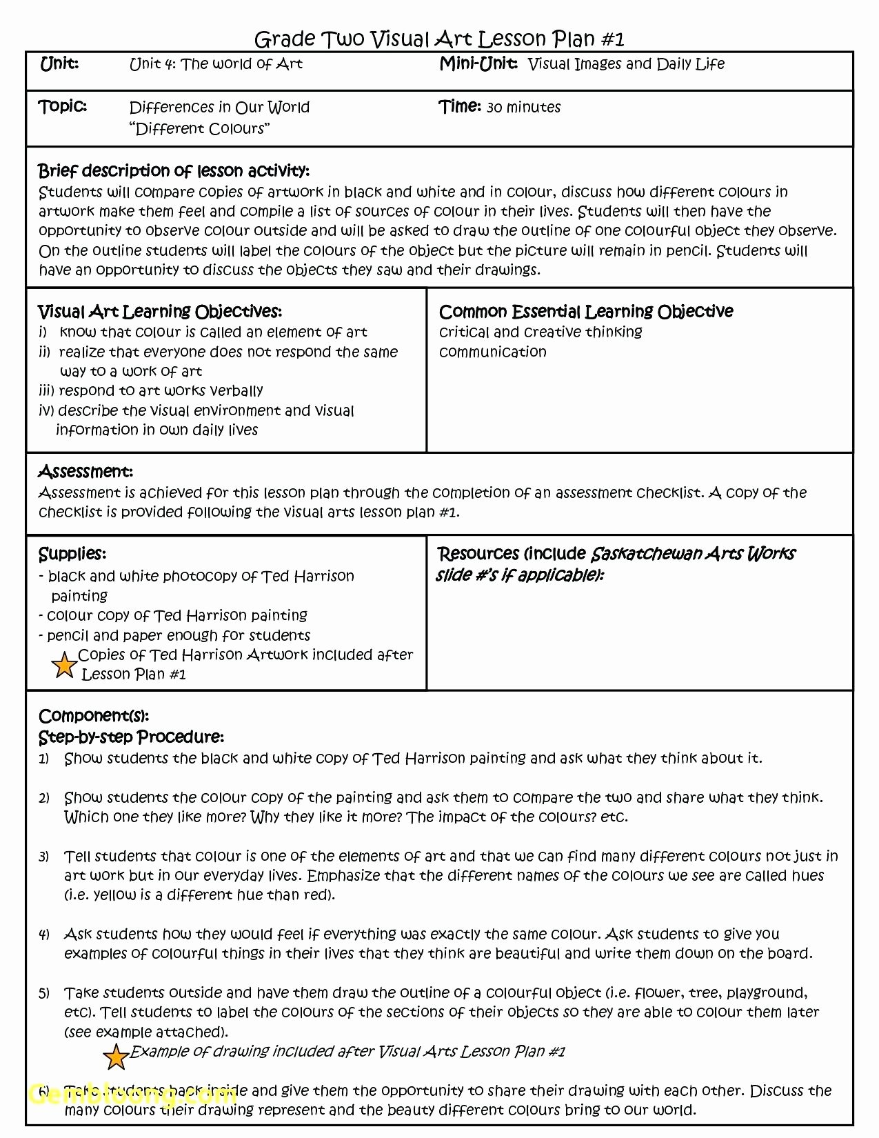 Writing Lesson Plan Template Beautiful How to Write A Lesson Plan for Middle School