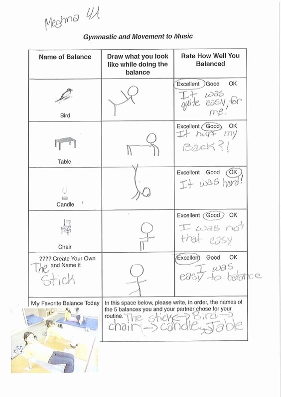 Yoga Lesson Plan Template Beautiful Gymnastics Lessons Gymnastics and Lesson Plans On Pinterest