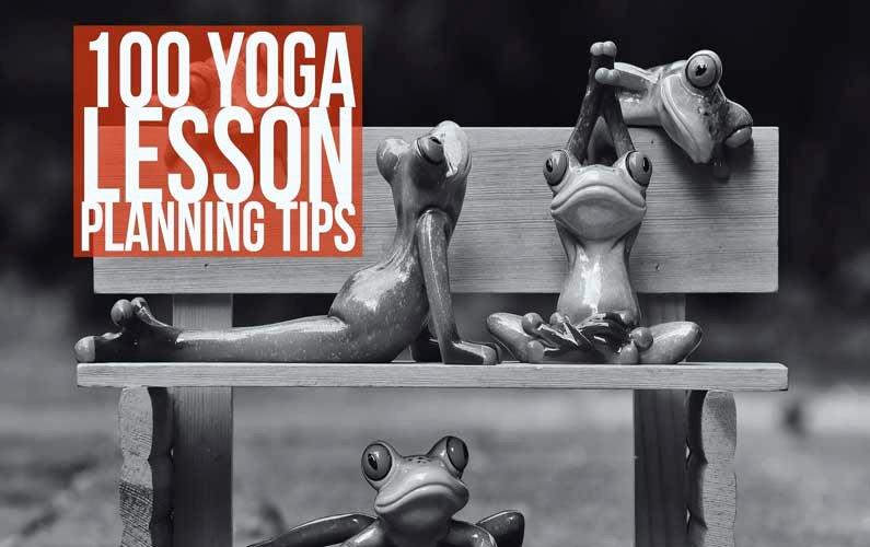 Yoga Lesson Plan Template Elegant 100 Yoga Lesson Planning Tips